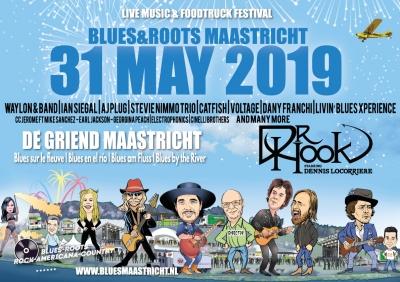 Blues aan de Maas