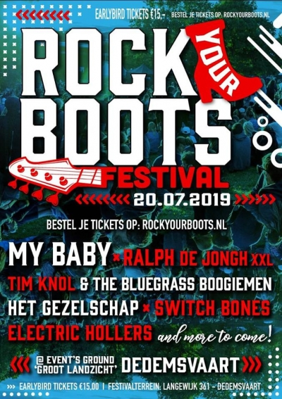 Rock Your Boots