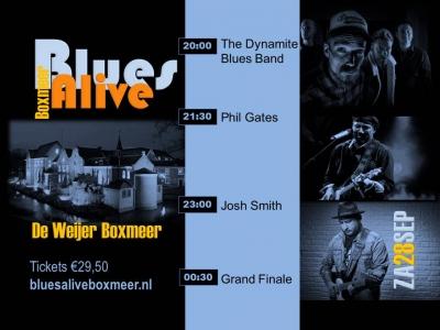 Blues Alive Boxmeer