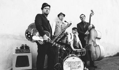 Shakedown Tim and the Rhythm Revue