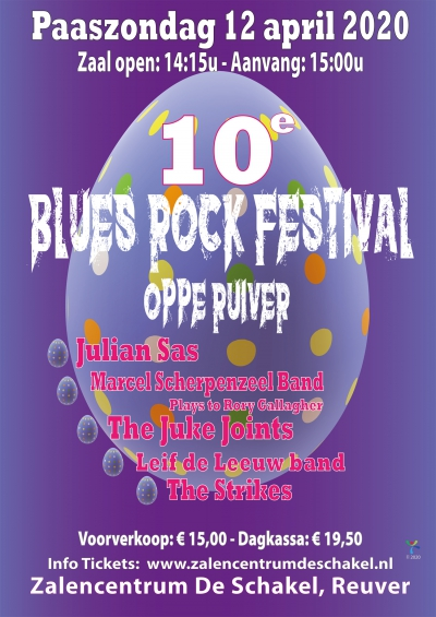 Blues Rock Festival Oppe Ruiver