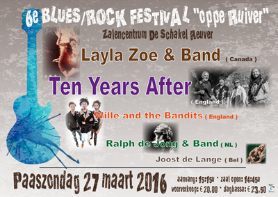 Blues Rock Festival Oppe Ruiver