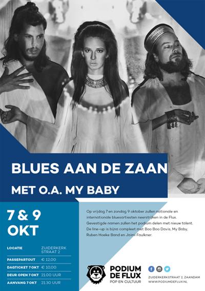 Blues aan de Zaan