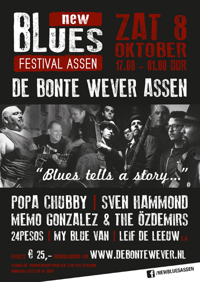 New Blues Festival