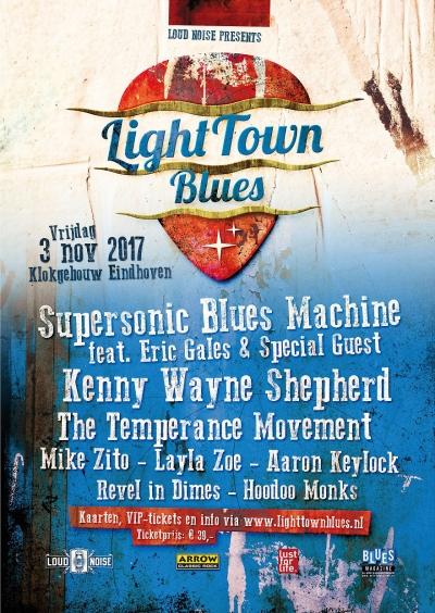 Lighttown Blues