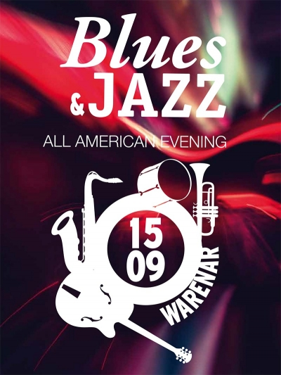 Blues and Jazz All American Evening