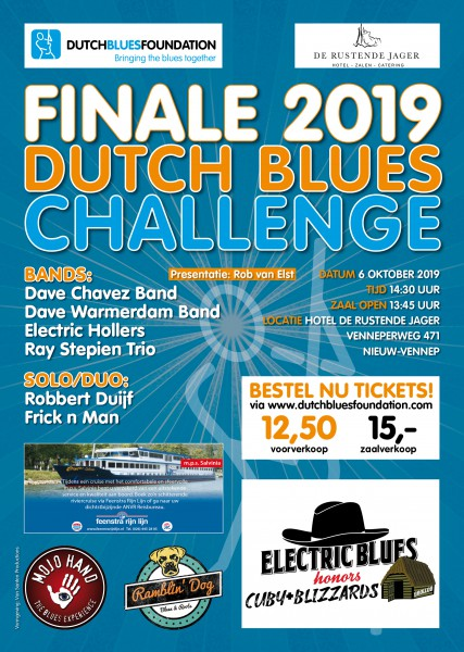 Dutch Blues Awards en Dutch Blues Challenge