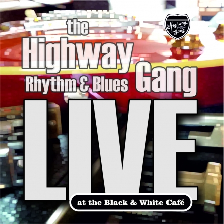 LIVE at the Black and White Café