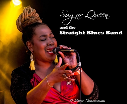 Sugar Queen and the Straight Blues Band