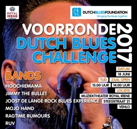 Dutch Blues Challenge Venlo