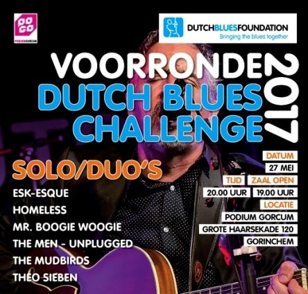 Dutch Blues Challenge Gorinchem