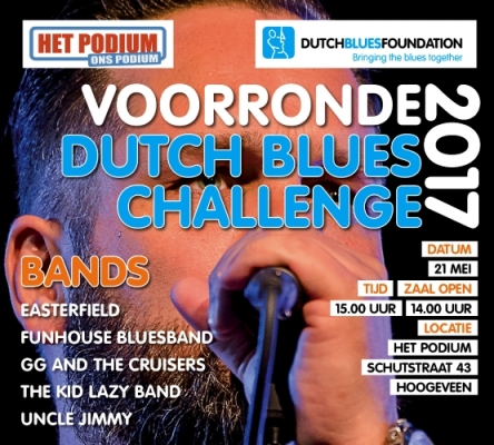 Dutch Blues Challenge Hoogeveen