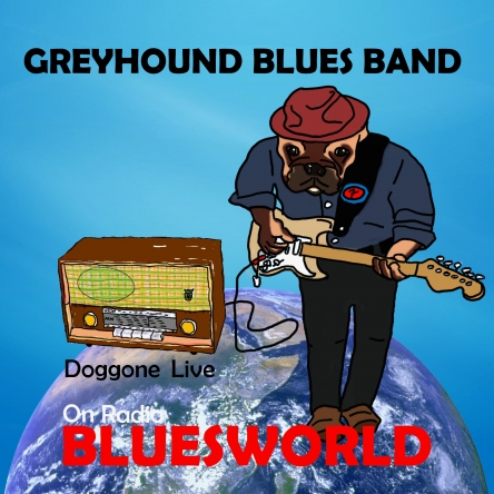 Doggone Live on Radio Bluesworld