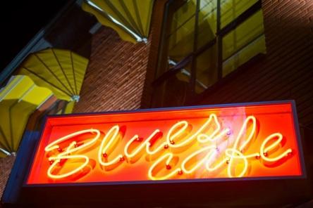 Bluescafé Apeldoorn