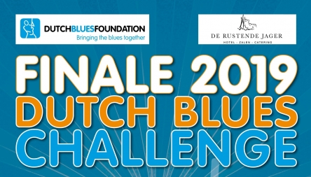 Dutch Blues Challenge Finale