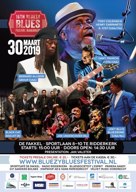 Bluezy Blues Festival Ridderkerk
