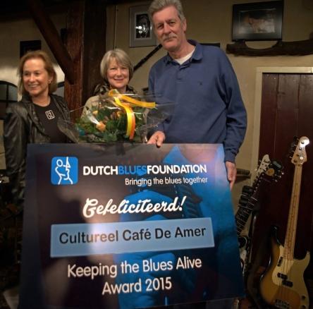 Cultureel Café de Amer